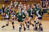 20901 Volleyball v Eatonville 091113
