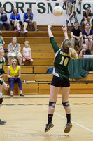 20939 Volleyball v Eatonville 091113