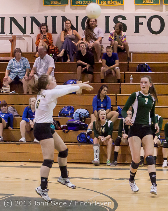 20949 Volleyball v Eatonville 091113