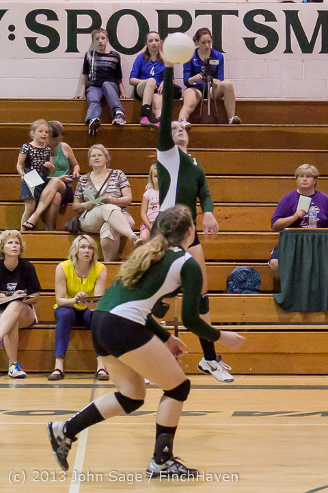 20956 Volleyball v Eatonville 091113