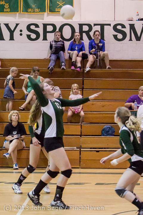 20969 Volleyball v Eatonville 091113