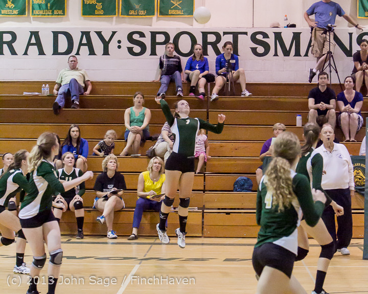 21069 Volleyball v Eatonville 091113