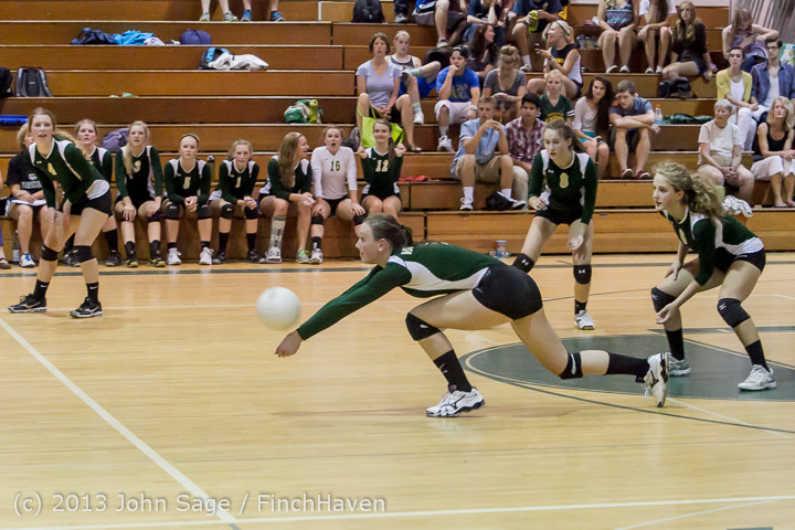 21144 Volleyball v Eatonville 091113