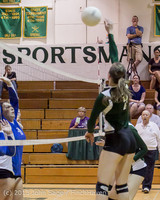 21154 Volleyball v Eatonville 091113