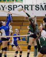 21163 Volleyball v Eatonville 091113