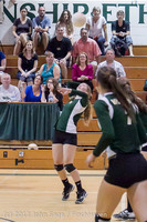 21174 Volleyball v Eatonville 091113