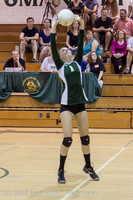 21197 Volleyball v Eatonville 091113
