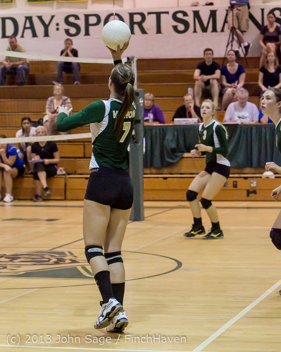 21201 Volleyball v Eatonville 091113