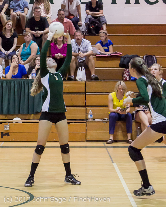 21313 Volleyball v Eatonville 091113