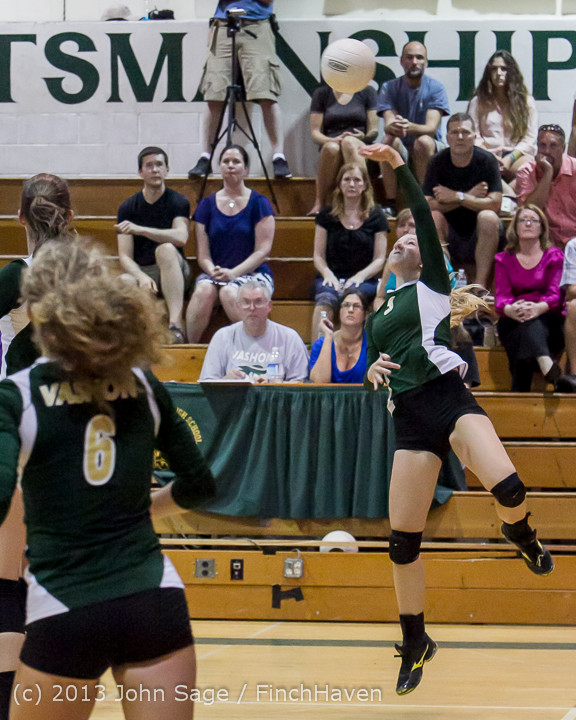 21342 Volleyball v Eatonville 091113