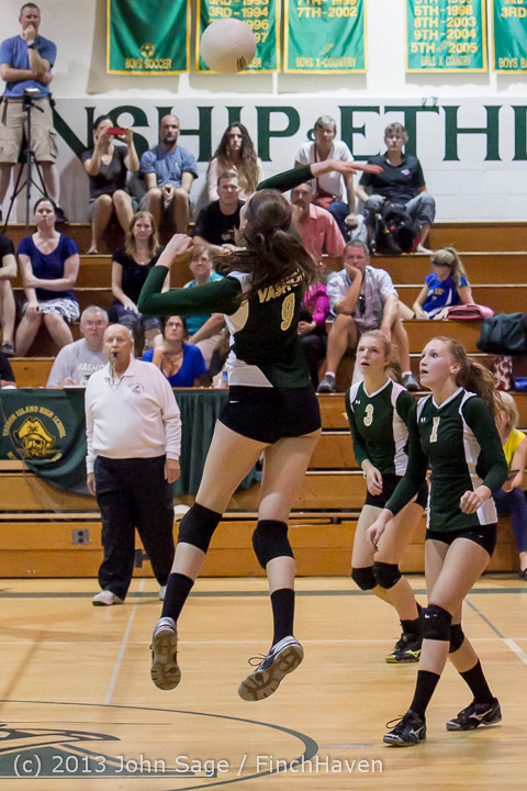 21354 Volleyball v Eatonville 091113