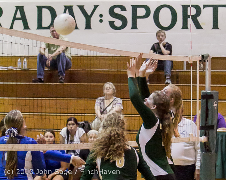 21388 Volleyball v Eatonville 091113