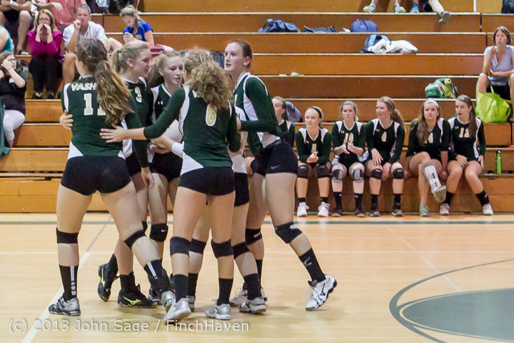 21398 Volleyball v Eatonville 091113
