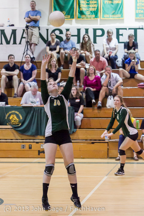 21488 Volleyball v Eatonville 091113