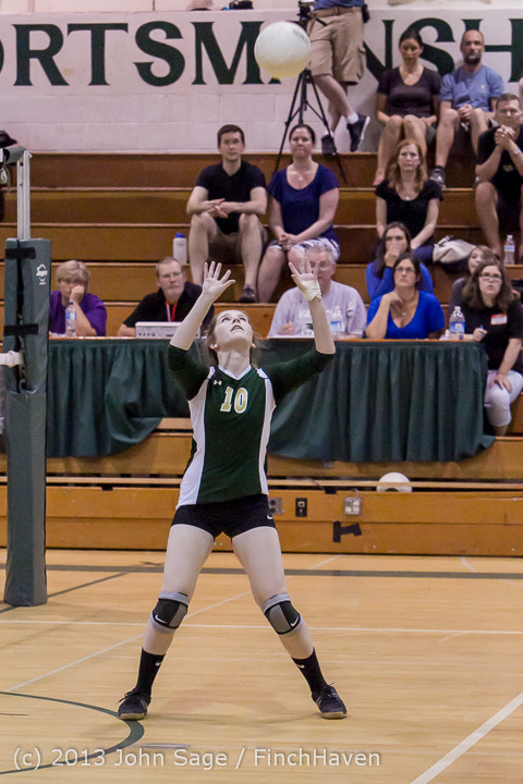 21505 Volleyball v Eatonville 091113