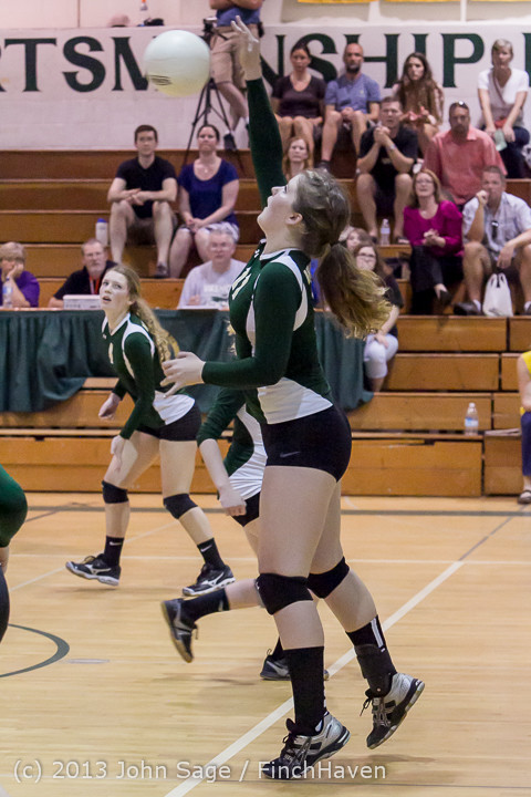 21524 Volleyball v Eatonville 091113