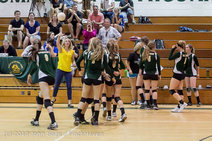 21662 Volleyball v Eatonville 091113