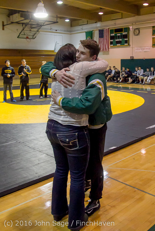 6472 VIHS Wrestling Seniors Night 2016 012116