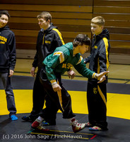 6651 VIHS Wrestling Seniors Night 2016 012116