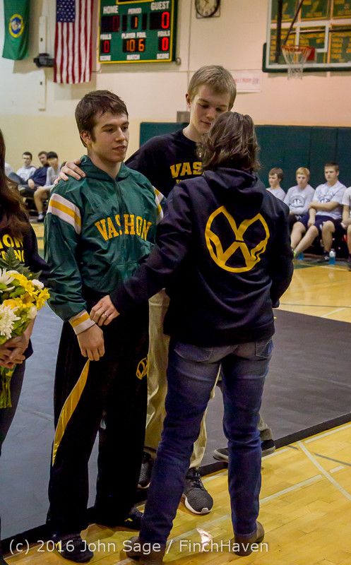 6751 VIHS Wrestling Seniors Night 2016 012116