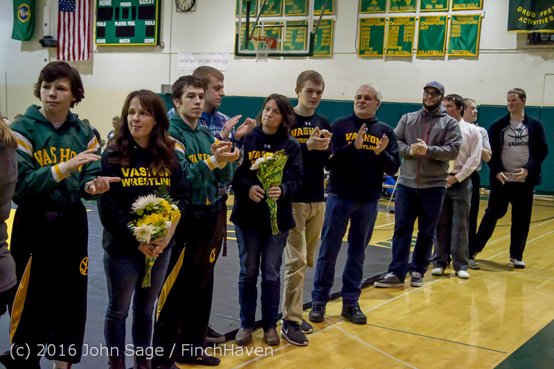 6907 VIHS Wrestling Seniors Night 2016 012116