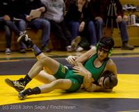 11 4809 Wrestling Sub-Regionals 020616
