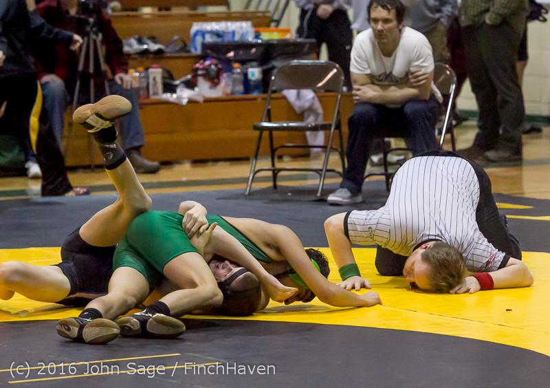 11 4864 Wrestling Sub-Regionals 020616