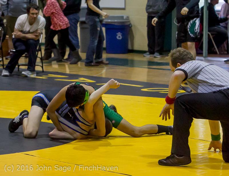 11 4917 Wrestling Sub-Regionals 020616