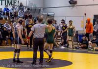 15 5431 Wrestling Sub-Regionals 020616