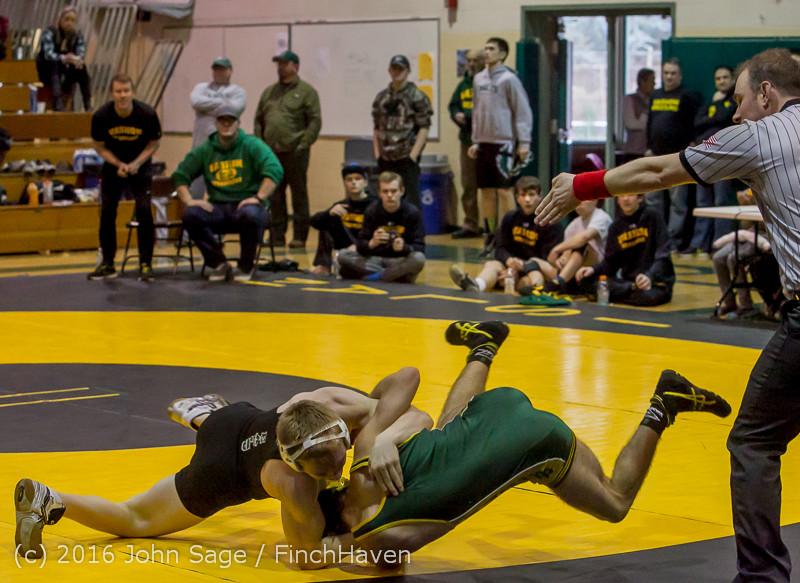 16 5808 Wrestling Sub-Regionals 020616