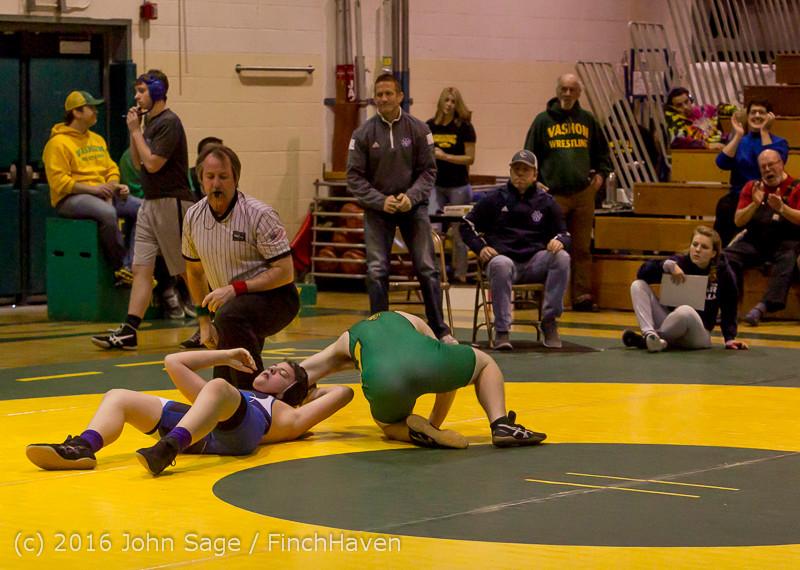 21 6767 Wrestling Sub-Regionals 020616
