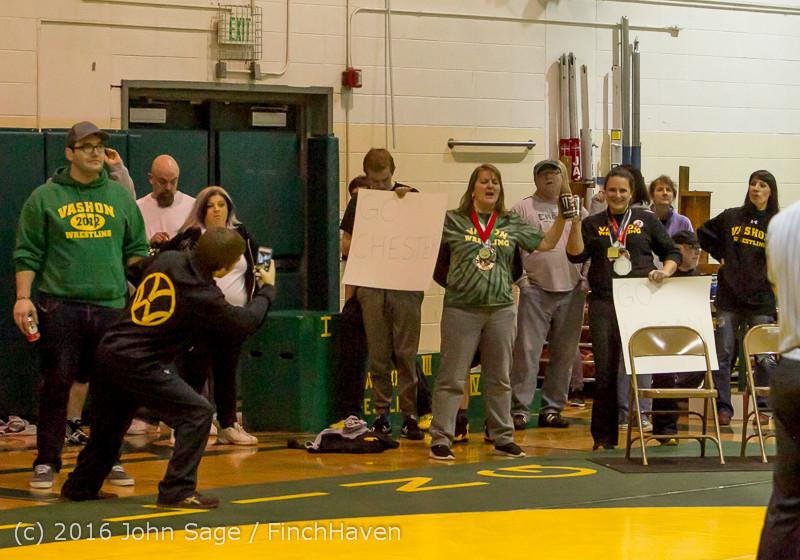 27 7384 Wrestling Sub-Regionals 020616