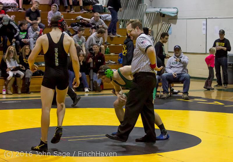 28 7435 Wrestling Sub-Regionals 020616