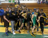 8746 Wrestling Sub-Regionals 020616