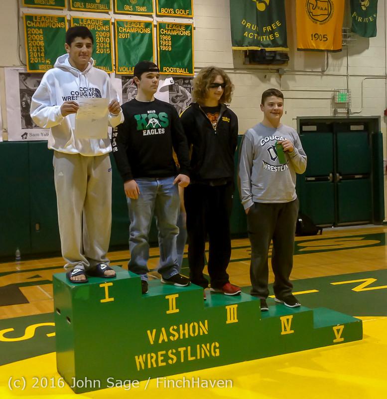 8799 Wrestling Sub-Regionals 020616