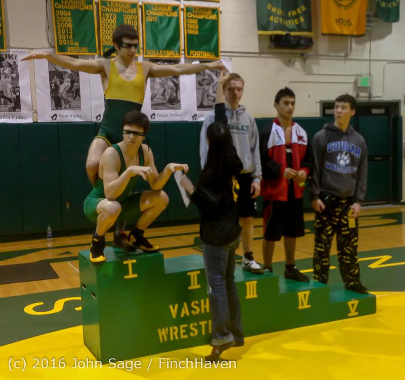 8831 Wrestling Sub-Regionals 020616