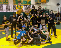 8879 Wrestling Sub-Regionals 020616
