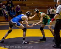 1067 Wrestling v Belle-Chr 011515