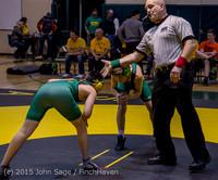 1354 Wrestling v Belle-Chr 011515