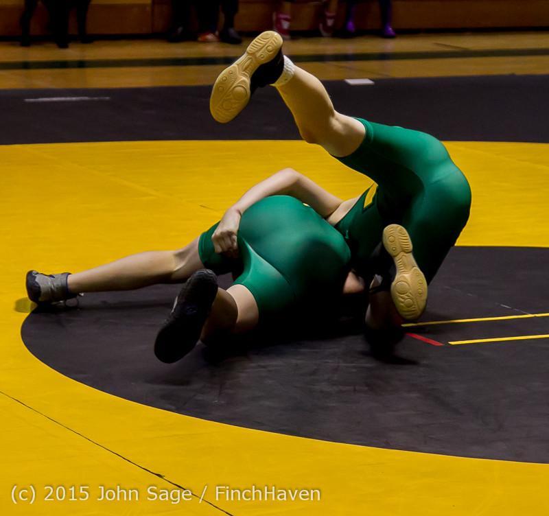 1434 Wrestling v Belle-Chr 011515