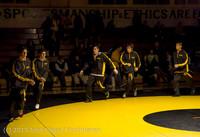1576 Wrestling v Belle-Chr 011515