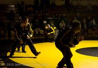 1592 Wrestling v Belle-Chr 011515
