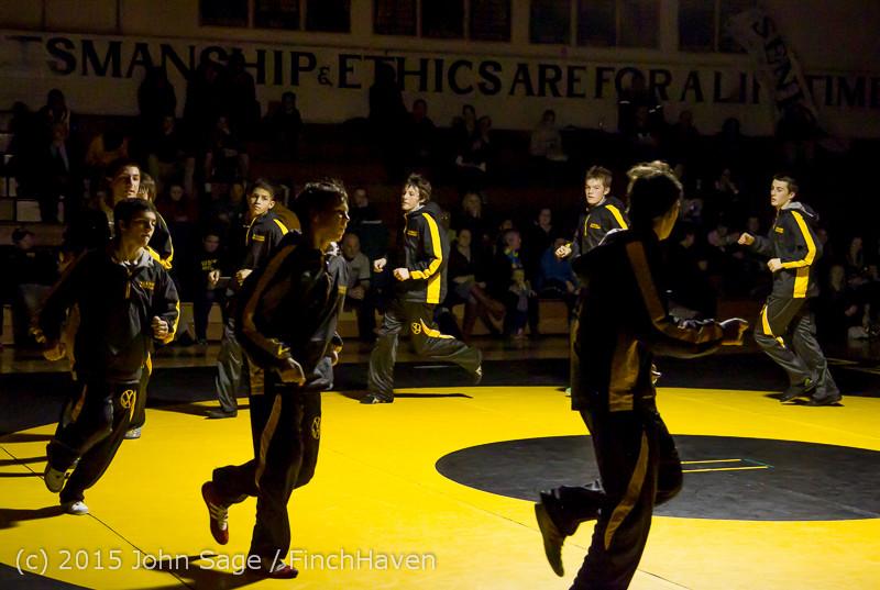 1631 Wrestling v Belle-Chr 011515