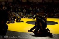 1697 Wrestling v Belle-Chr 011515