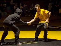 1946 Wrestling v Belle-Chr 011515