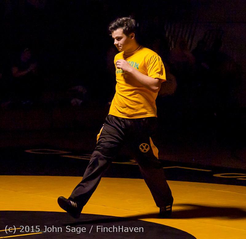 2013 Wrestling v Belle-Chr 011515
