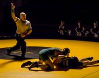 2117 Wrestling v Belle-Chr 011515