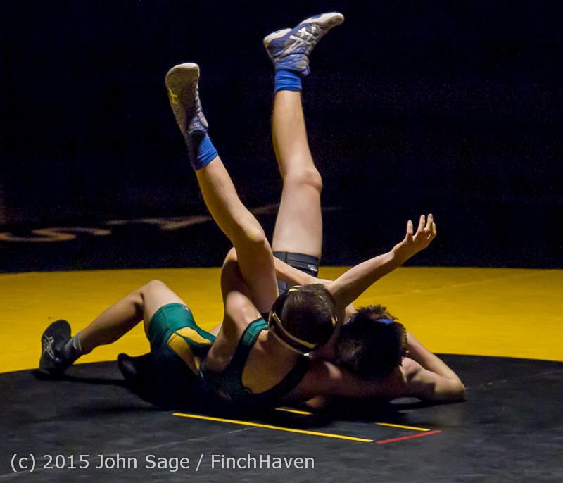 2315 Wrestling v Belle-Chr 011515