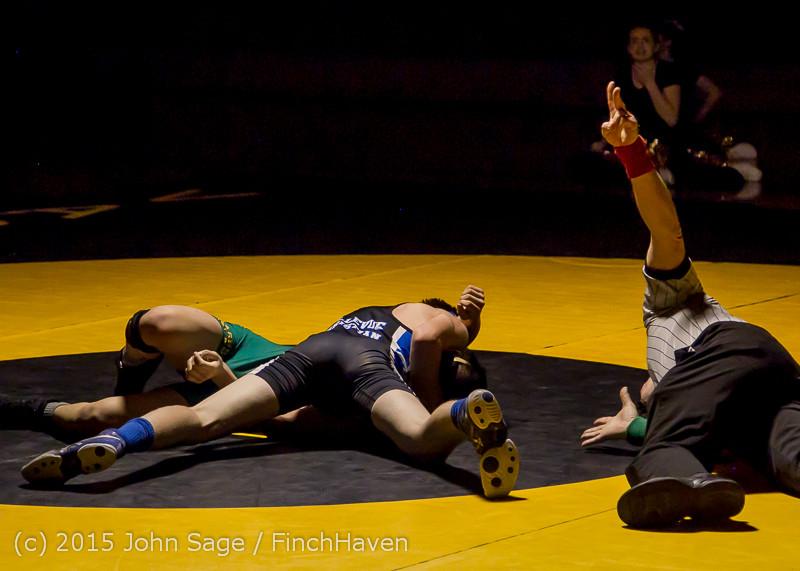 2350 Wrestling v Belle-Chr 011515