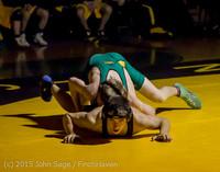 2413 Wrestling v Belle-Chr 011515